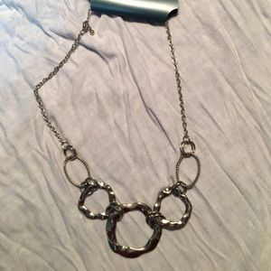NWT - Silver Necklace